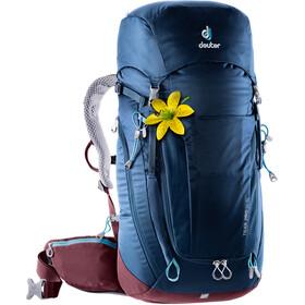 Deuter Trail Pro 34 SL Plecak Kobiety, midnight-maron